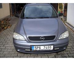 Prodám Opel Astra Caravan Classic II 1.6 + LPG