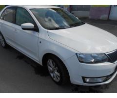Škoda Rapid 1.6TDi, 66kW, nový ČR, luxusní stav!!!