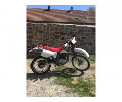 Honda 125 XLR enduro