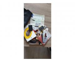 Renault Megane CC 2.0i 16v, servisní knížka