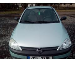 Opel Corsa typ C, kat M1