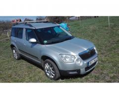 Prodám Škoda YETI 1.8 TSI 4x4