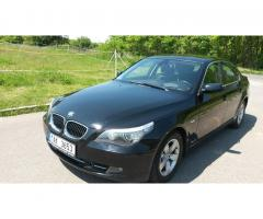 BMW 525. E60 / 3.0 D - 145kw. facelift