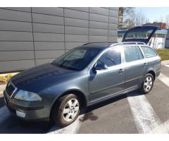 Škoda Octavia 1.9 TDi,77kw,DSG,r.v. 2006,230 tkm