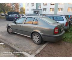Škoda Octavia TDI